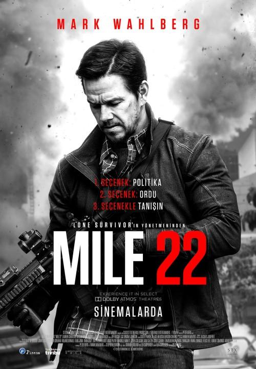 Mile 22 (2018) PL.SUBBED.BRRip.XViD-MORS | NAPISY PL