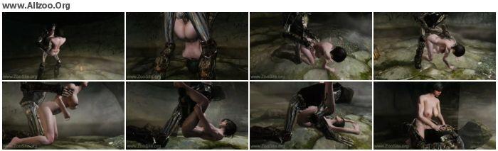 149014952500854 - Cartoon Zoo - Skyrim-Dungeons - Naughty Machinima 3 - Animated Animal Porn
