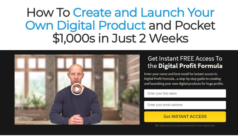 Digital Profit Formula
