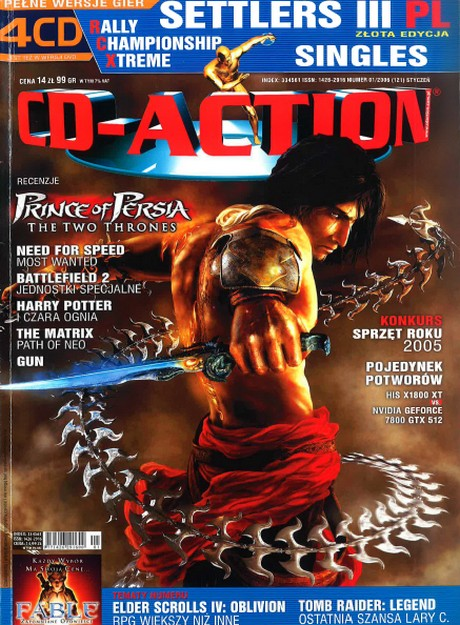 CD-Action 1/2006