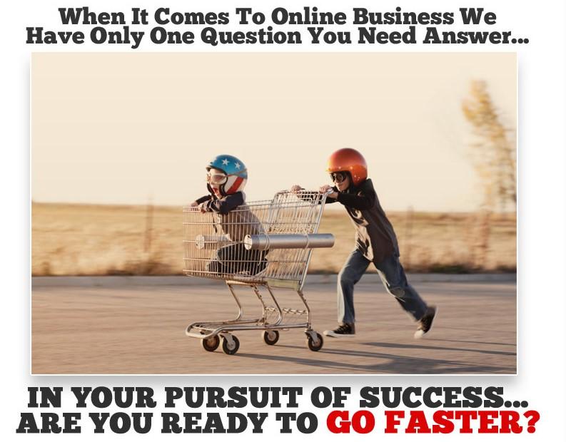 Faster, Smarter & Better Business Building