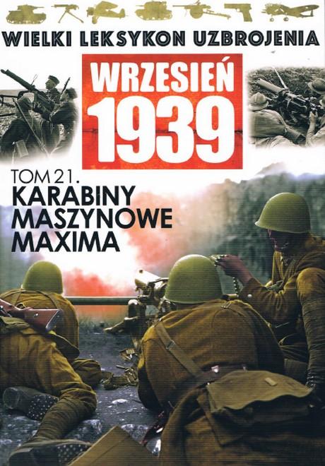 Wielki Leksykon Uzbrojenia - Wrzesień 1939 - Tom 21