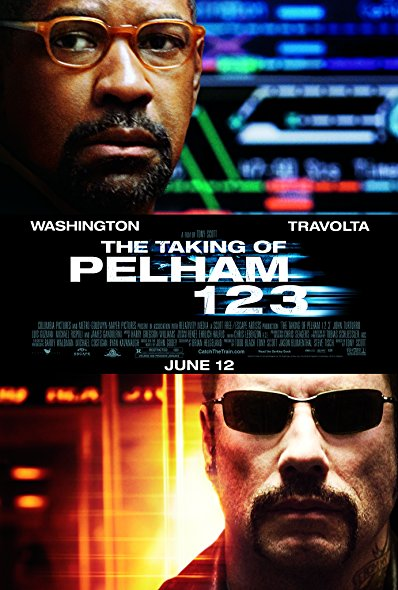 The Taking Of Pelham 123 2009 BRRip XviD MP3-XVID