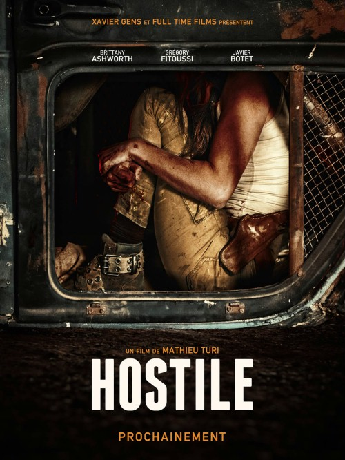 Wrogi / Hostile (2017) PL.IVO.720p.BRRip.XviD-SP [Lektor PL-IVO]