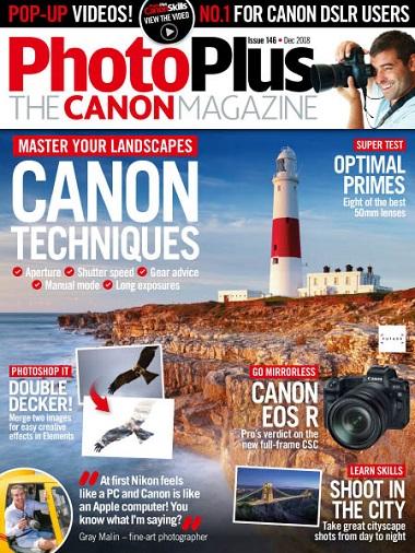 PhotoPlus: The Canon Magazine – December 2018