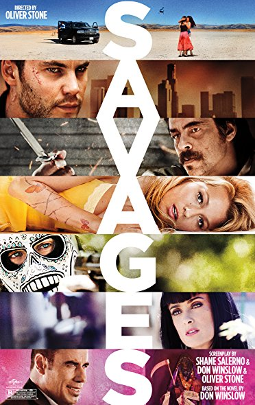 Savages 2012 Unrated 1080P Bluray X264-Sparks