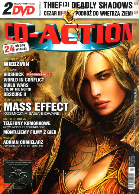 CD-Action 10/2007