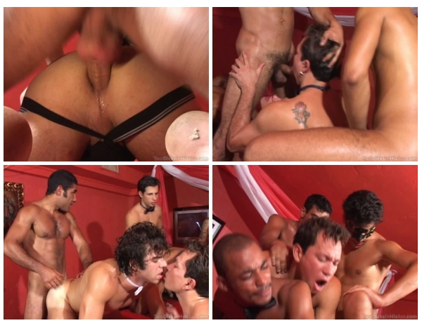 Double penetrators society - Twodicksinhisass