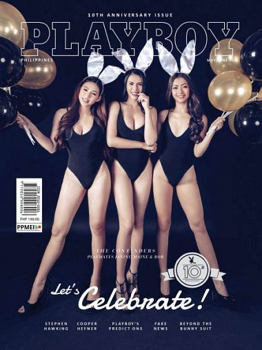 Playboy Philippines – May/June 2018