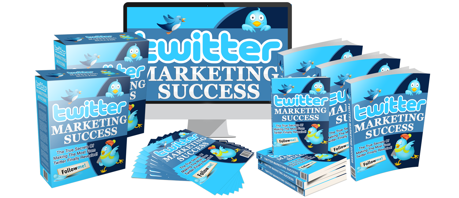 Twitter Marketing Success PLR
