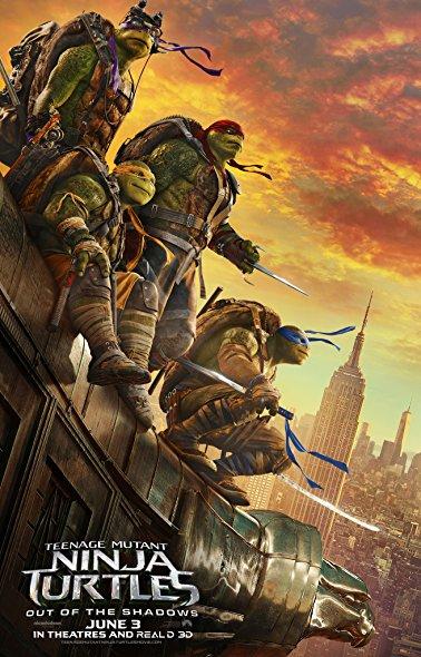 Teenage Mutant Ninja Turtles Out of the Shadows 2016 1080p BluRay H264 AAC-RARBG