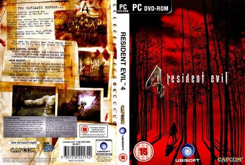 Resident Evil 4  (2005)  - CDA / Polska Wersja Językowa