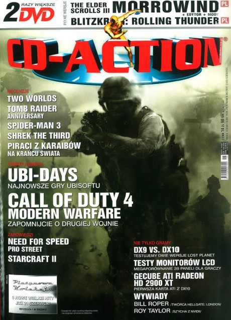 CD-Action 6/2007