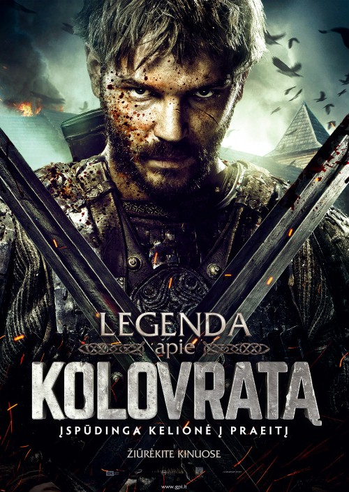 Legenda o Kolovrate (2017) 720p.BRRip.XviD / LEKTOR PL.IVO