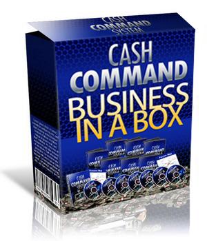 Cash Command Elite Business In A Box