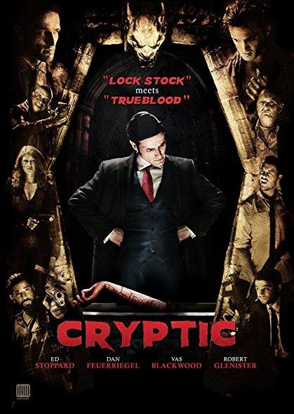 Cryptic 2014 Dvdrip X264-Spooks
