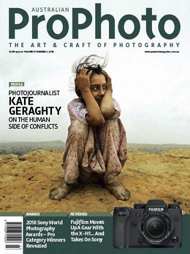 Australian Pro Photo – Volume 44 No. 3 2018