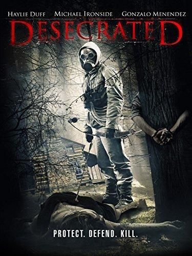 Desecrated 2015 Dvdrip X264-Spooks