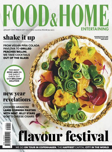 Food & Home Entertaining – January 2019