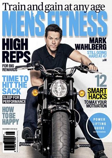 Australian Men's Fitness – November 2018