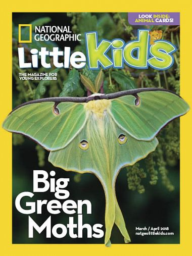 National Geographic Little Kids – March/April 2018