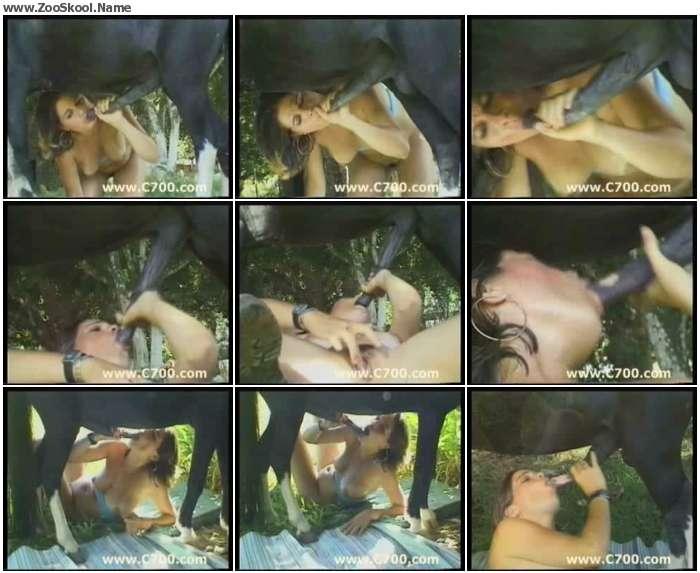 961ff21235130064 - Latina Cumshot Pony - Zoo Tube Video