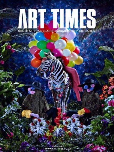 Art Times Magazine – March 2018