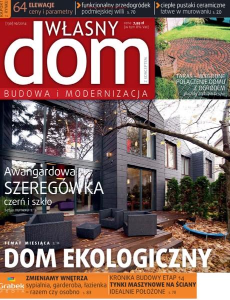 Własny Dom z Konceptem 10/2014