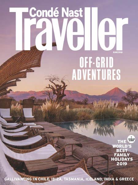 Conde Nast Traveller UK – June 2019