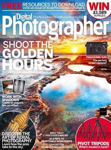 Digital Photographer – Issue 202, 2018