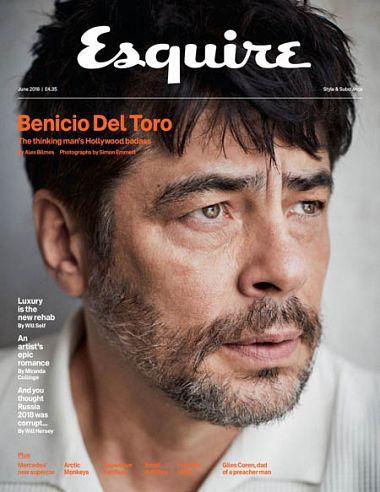 Esquire UK – June 2018