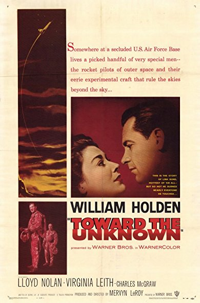 Toward the Unknown 1956 DVDRip XViD