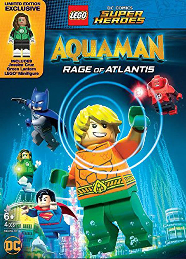 乐高dc超级英雄:亚特兰蒂斯之怒/lego dc super heroes: aquaman: rage of atlantis