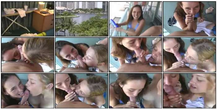 97cbb8999368384 - Two Teens And A Warm Popsicle