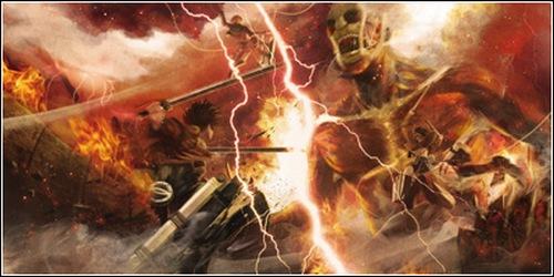 Attack On Titan  / Shingeki no Kyojin   - Film [2014/HD/MP4 / Napisy PL ]
