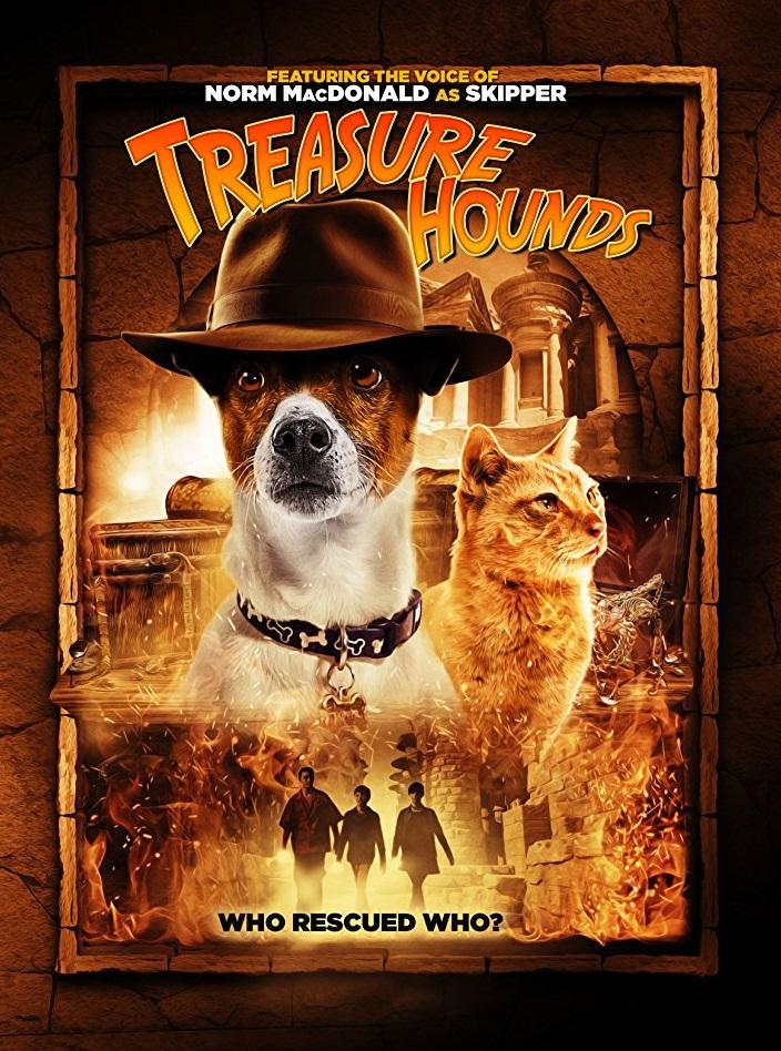 Treasure Hounds 2017 1080p WEB-DL DD5 1 H 264 CRO-DIAMOND