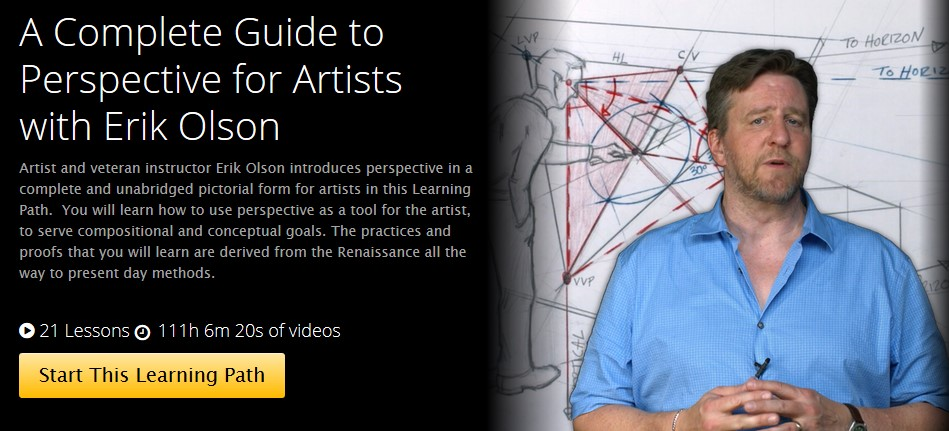 New Masters Academy Perspective for Artists with Erik Olson 1 10