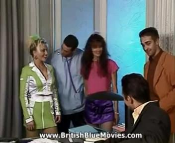 Blue movies british