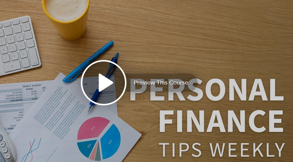 Personal Finance Tips Weekly