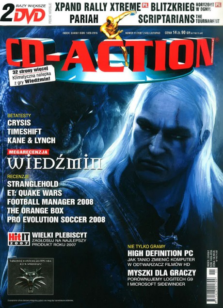 CD-Action 11/2007