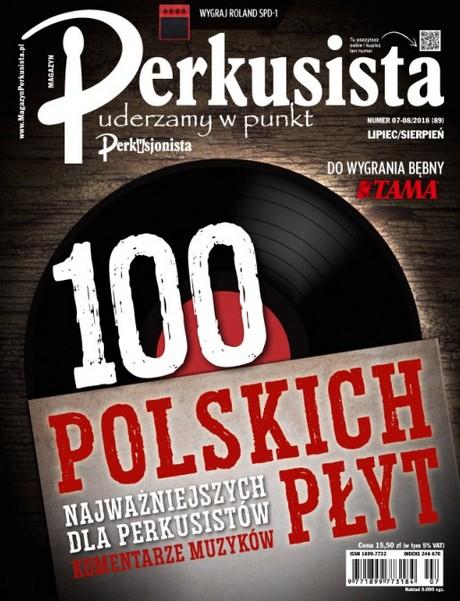 Perkusista 7-8/2018