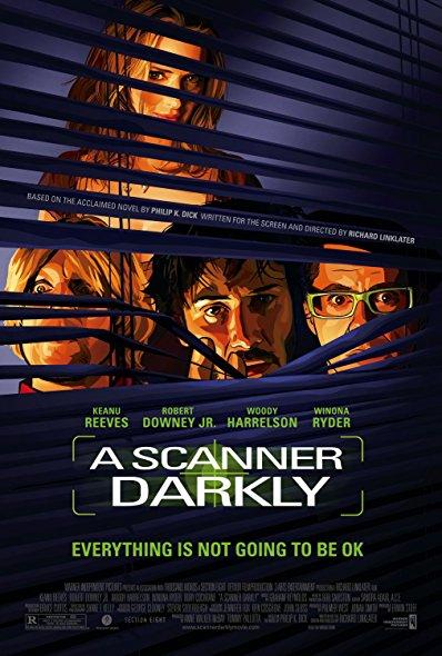 A Scanner Darkly 2006 720p BluRay x264-CHD