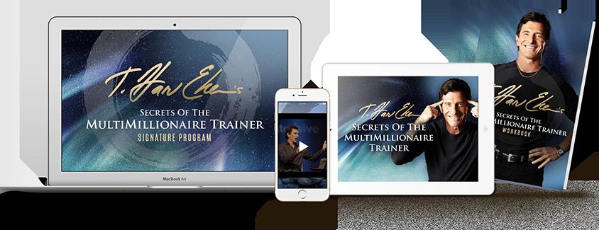 T. Harv Eker - Secrets Of The MultiMillionaire Trainer(July UP 2018)