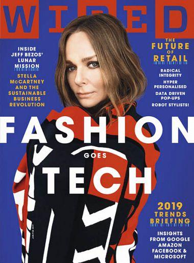 Wired UK – January/February 2019