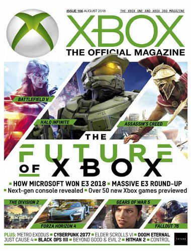 Xbox: The Official Magazine UK – August 2018