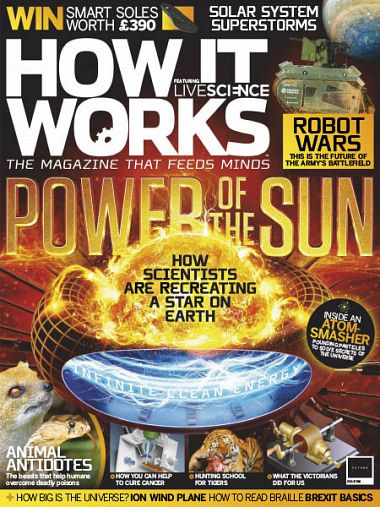 How It Works – Issue 123 2019