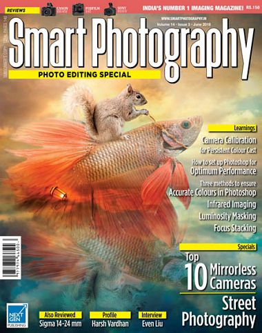 Smart Photography – June 2018
