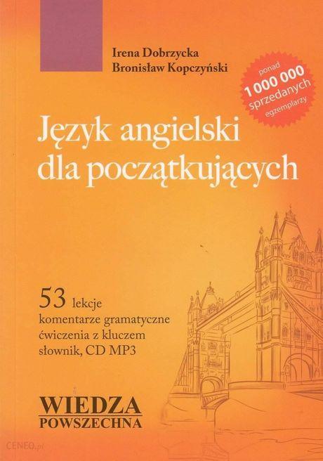 Język Angielski Dla Początkujących - Irena Dobrzycka