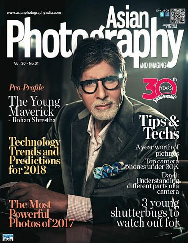 Asian Photography – January 2018