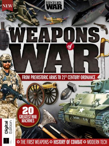 Weapons of War, 1st Edition